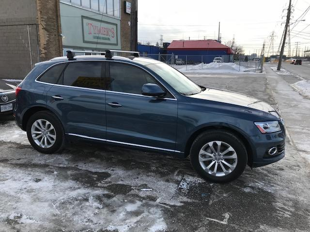 2015 Audi Q5 2.0T Technik (Stk: 75205) in Etobicoke - Image 5 of 16