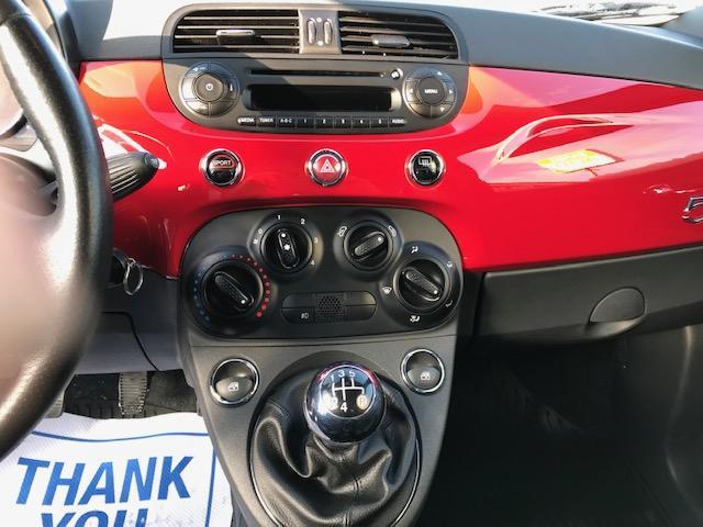 2015 Fiat 500 Sport (Stk: 9949) in Etobicoke - Image 9 of 14