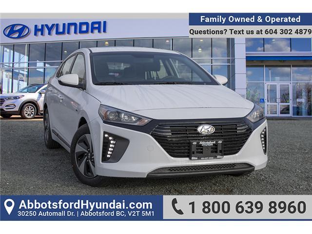 2019 Hyundai Ioniq Hybrid Preferred (Stk: KI126611) in Abbotsford - Image 1 of 26