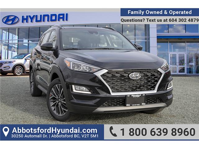 2019 Hyundai Tucson Preferred w/Trend Package (Stk: KT893066) in Abbotsford - Image 1 of 25