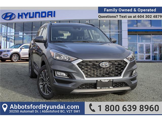 2019 Hyundai Tucson Preferred w/Trend Package (Stk: KT894283) in Abbotsford - Image 1 of 28