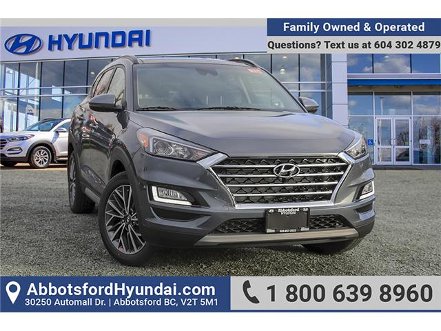 2019 Hyundai Tucson Luxury (Stk: KT906793) in Abbotsford - Image 1 of 30