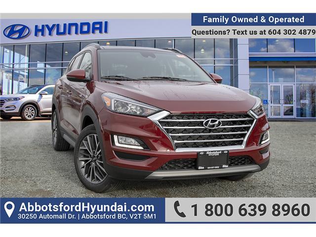 2019 Hyundai Tucson Luxury (Stk: KT911312) in Abbotsford - Image 1 of 28