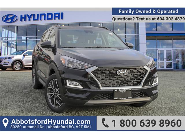 2019 Hyundai Tucson Preferred w/Trend Package (Stk: KT911713) in Abbotsford - Image 1 of 28