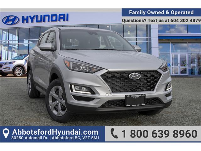 2019 Hyundai Tucson Essential w/Safety Package (Stk: KT913648) in Abbotsford - Image 1 of 27