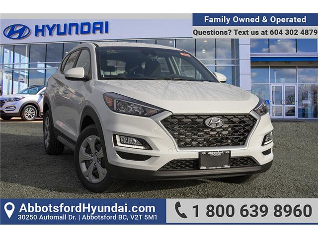 2019 Hyundai Tucson Essential w/Safety Package (Stk: KT913770) in Abbotsford - Image 1 of 25