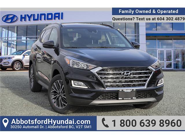 2019 Hyundai Tucson Luxury (Stk: KT913816) in Abbotsford - Image 1 of 30