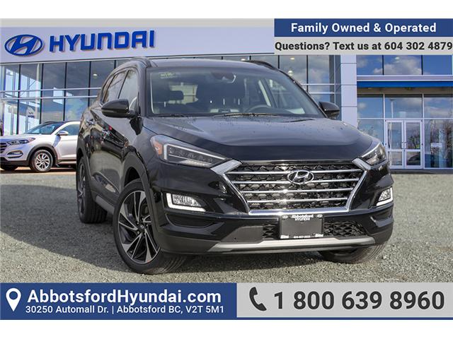 2019 Hyundai Tucson Ultimate (Stk: KT914747) in Abbotsford - Image 1 of 27