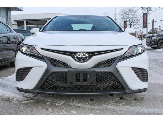 2018 Toyota Camry SE (Stk: 18-041862) in Mississauga - Image 4 of 25