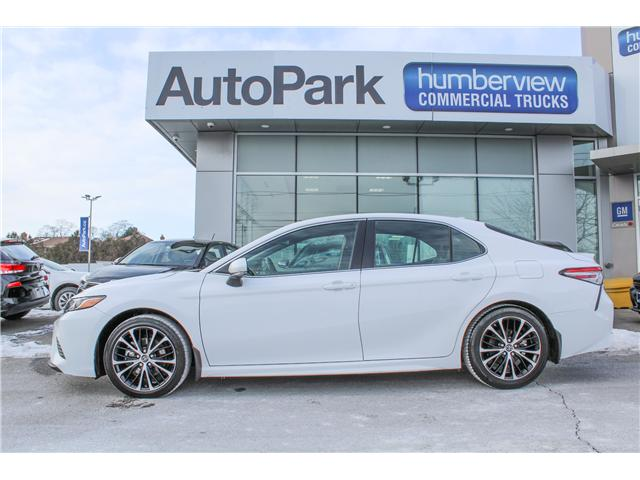 2018 Toyota Camry SE (Stk: 18-041862) in Mississauga - Image 3 of 25