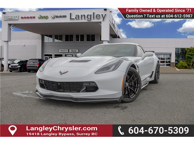 2017 Chevrolet Corvette Grand Sport (Stk: J327018A) in Surrey - Image 2 of 30