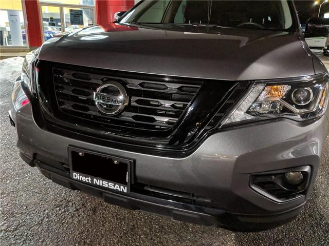 2018 Nissan Pathfinder SL MIDNIGHT EDITION MANAGER DEMO (Stk: N3062) in Mississauga - Image 2 of 8