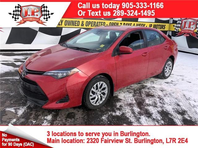 2017 Toyota Corolla LE (Stk: 46149r) in Burlington - Image 1 of 15