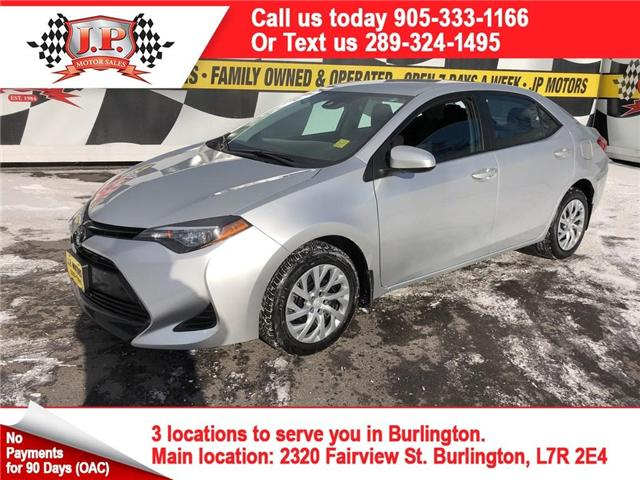 2017 Toyota Corolla CE (Stk: 46146r) in Burlington - Image 1 of 23