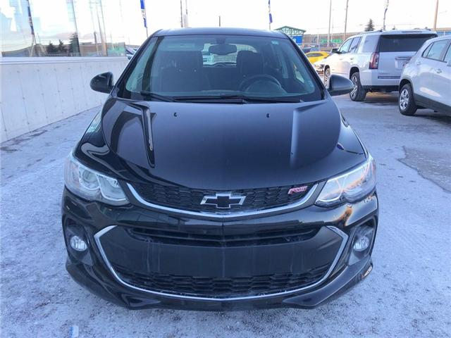 2018 Chevrolet Sonic RS||Bluetooth|Apple CarPlay|Wifi|Sunroof| (Stk: PA17757) in BRAMPTON - Image 2 of 17