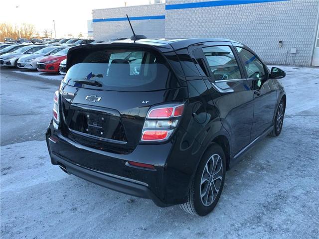 2018 Chevrolet Sonic RS||Bluetooth|Apple CarPlay|Wifi|Sunroof| (Stk: PA17757) in BRAMPTON - Image 4 of 17
