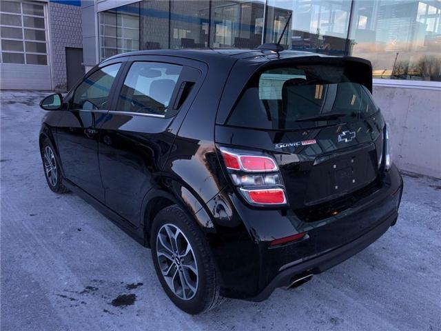 2018 Chevrolet Sonic RS||Bluetooth|Apple CarPlay|Wifi|Sunroof| (Stk: PA17757) in BRAMPTON - Image 6 of 17
