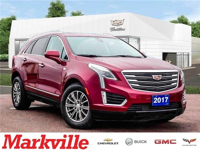 2017 Cadillac XT5 LUXURY-NEW TIRES-GM CERTIFIED PRE-OWNED-1 OWNER (Stk: 124039A) in Markham - Image 1 of 25