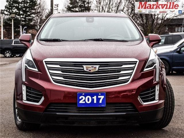 2017 Cadillac XT5 LUXURY-NEW TIRES-GM CERTIFIED PRE-OWNED-1 OWNER (Stk: 124039A) in Markham - Image 2 of 25