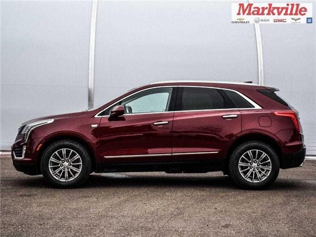 2017 Cadillac XT5 LUXURY-NEW TIRES-GM CERTIFIED PRE-OWNED-1 OWNER (Stk: 124039A) in Markham - Image 5 of 25