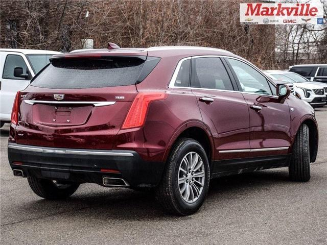 2017 Cadillac XT5 LUXURY-NEW TIRES-GM CERTIFIED PRE-OWNED-1 OWNER (Stk: 124039A) in Markham - Image 7 of 25