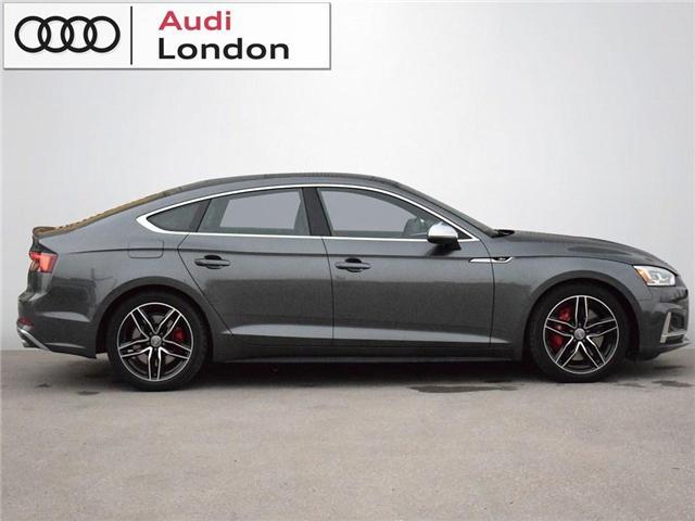 2018 Audi S5 3.0T Technik (Stk: 402745A) in London - Image 3 of 25
