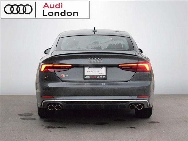 2018 Audi S5 3.0T Technik (Stk: 402745A) in London - Image 4 of 25