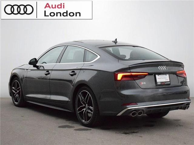 2018 Audi S5 3.0T Technik (Stk: 402745A) in London - Image 5 of 25