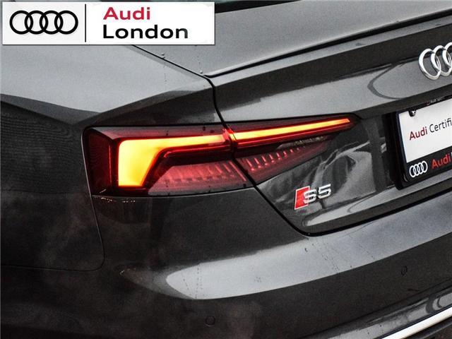 2018 Audi S5 3.0T Technik (Stk: 402745A) in London - Image 6 of 25
