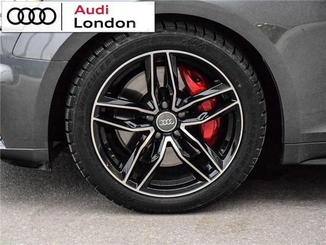 2018 Audi S5 3.0T Technik (Stk: 402745A) in London - Image 7 of 25