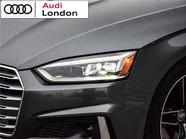 2018 Audi S5 3.0T Technik (Stk: 402745A) in London - Image 8 of 25