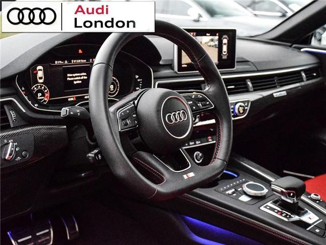 2018 Audi S5 3.0T Technik (Stk: 402745A) in London - Image 11 of 25