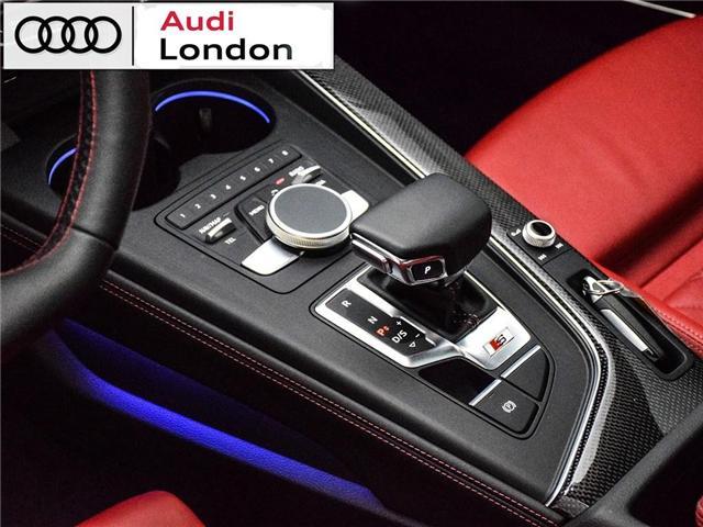 2018 Audi S5 3.0T Technik (Stk: 402745A) in London - Image 12 of 25