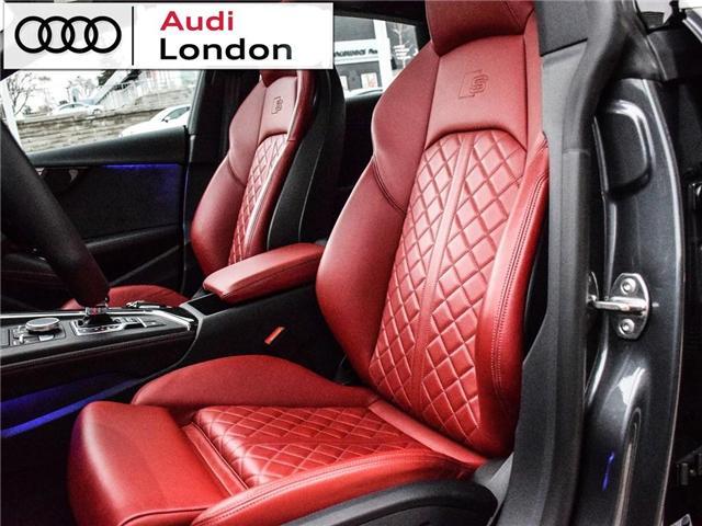 2018 Audi S5 3.0T Technik (Stk: 402745A) in London - Image 14 of 25