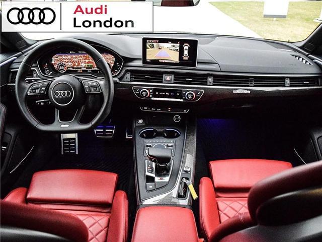 2018 Audi S5 3.0T Technik (Stk: 402745A) in London - Image 15 of 25