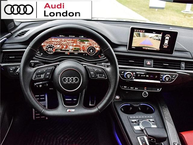 2018 Audi S5 3.0T Technik (Stk: 402745A) in London - Image 16 of 25