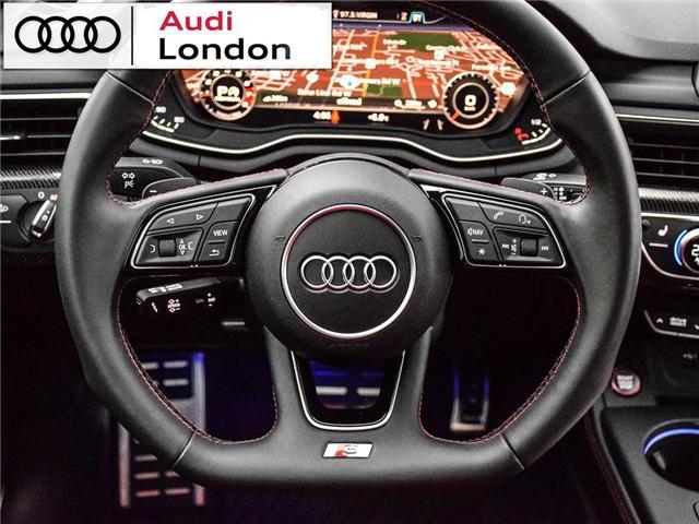 2018 Audi S5 3.0T Technik (Stk: 402745A) in London - Image 17 of 25