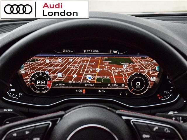 2018 Audi S5 3.0T Technik (Stk: 402745A) in London - Image 18 of 25