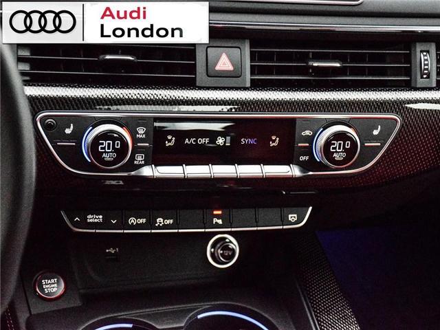 2018 Audi S5 3.0T Technik (Stk: 402745A) in London - Image 19 of 25
