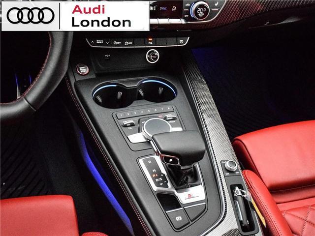2018 Audi S5 3.0T Technik (Stk: 402745A) in London - Image 21 of 25