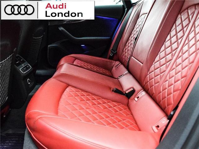 2018 Audi S5 3.0T Technik (Stk: 402745A) in London - Image 22 of 25
