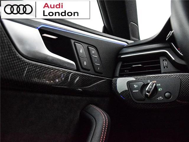 2018 Audi S5 3.0T Technik (Stk: 402745A) in London - Image 24 of 25