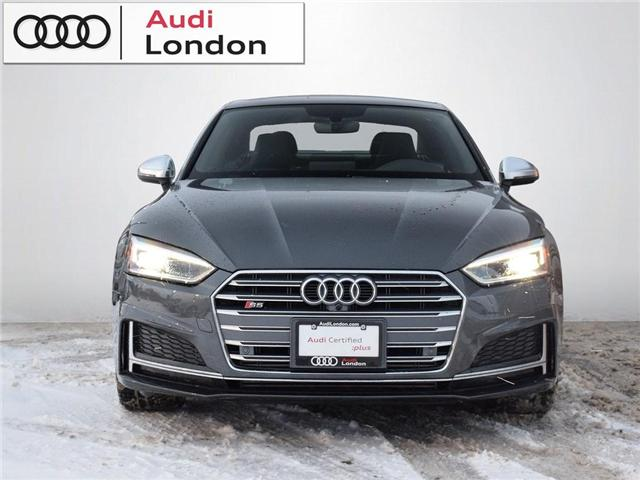 2018 Audi S5 3.0T Technik (Stk: 400399A) in London - Image 2 of 26