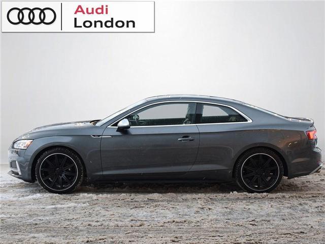 2018 Audi S5 3.0T Technik (Stk: 400399A) in London - Image 3 of 26