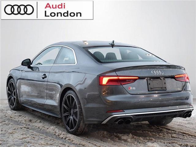 2018 Audi S5 3.0T Technik (Stk: 400399A) in London - Image 4 of 26