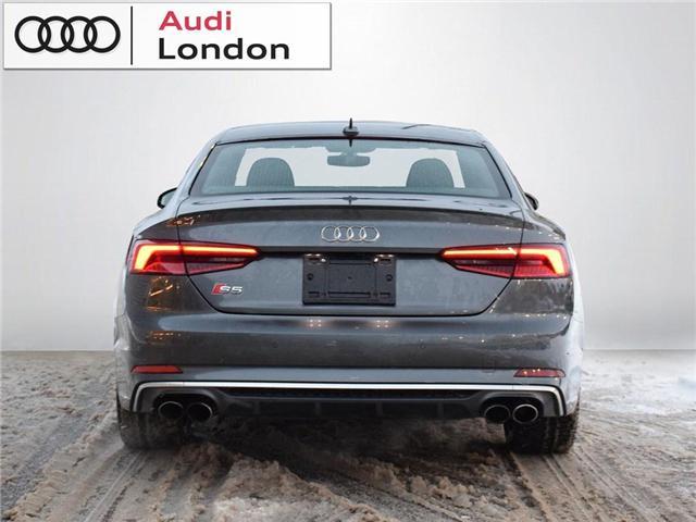 2018 Audi S5 3.0T Technik (Stk: 400399A) in London - Image 5 of 26