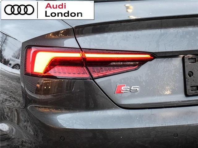 2018 Audi S5 3.0T Technik (Stk: 400399A) in London - Image 6 of 26