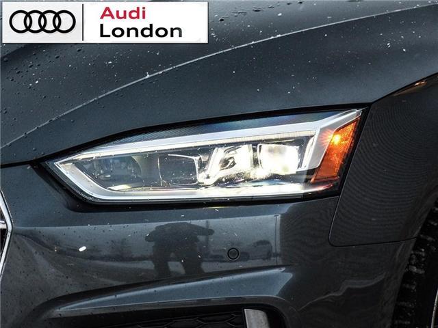 2018 Audi S5 3.0T Technik (Stk: 400399A) in London - Image 8 of 26