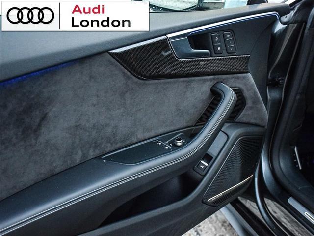 2018 Audi S5 3.0T Technik (Stk: 400399A) in London - Image 9 of 26