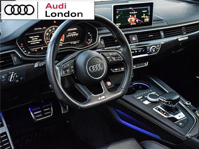 2018 Audi S5 3.0T Technik (Stk: 400399A) in London - Image 11 of 26